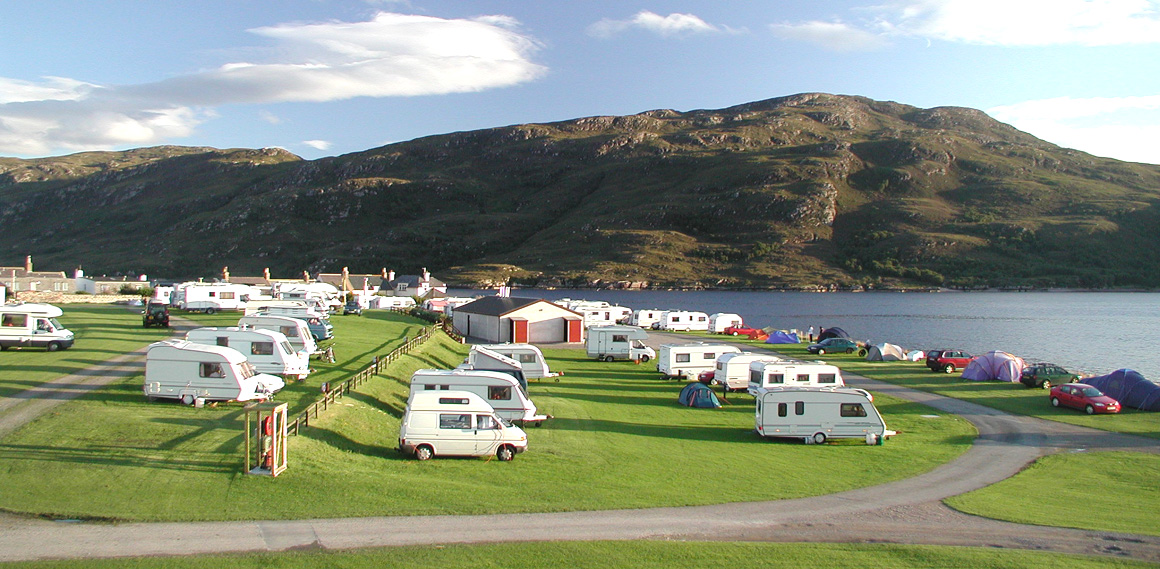 Touring Caravan Sites In The South Of England