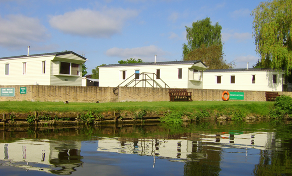 Fantastic Huntingdon Boathaven Amp Caravan Park Is A Campsite And Caravan Park In