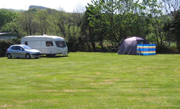 Main touring field