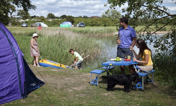 Dog Friendly Fishing Lakes In Essex