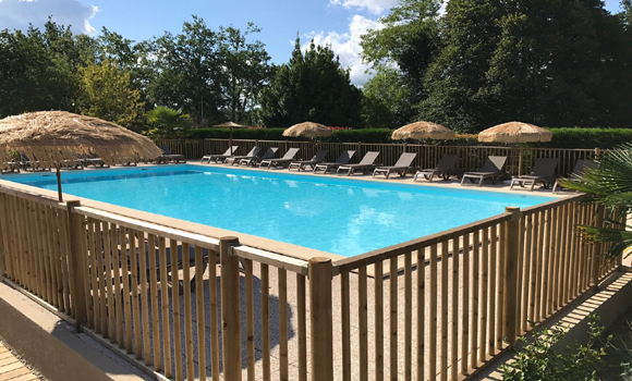 Caravan camping sites in aquitaine dordogne gironde - Camping sites uk with swimming pools ...