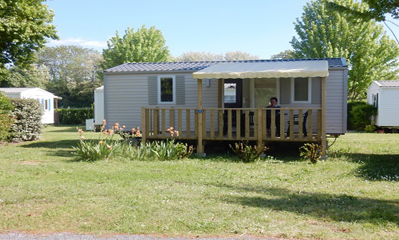 Typical mobile home