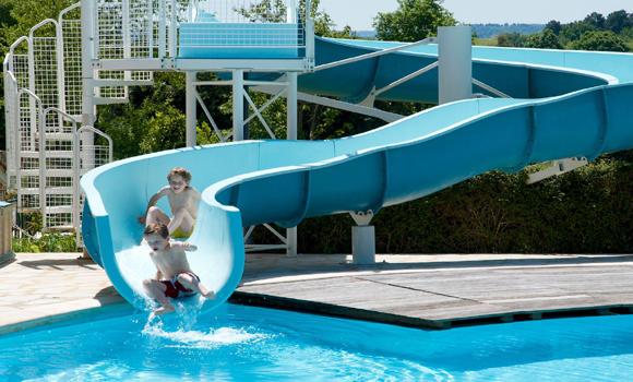 Fun pool complex