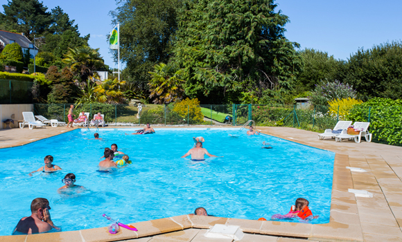 Camping le panoramic for Camping sites with swimming pools