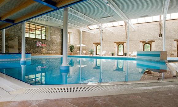 Indoor pool venue