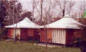 Bungalow tents