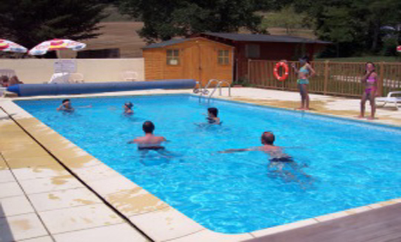 Caravan camping sites in midi pyrenees ariege aveyron - Camping sites uk with swimming pools ...
