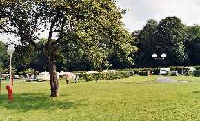 Main touring pitches
