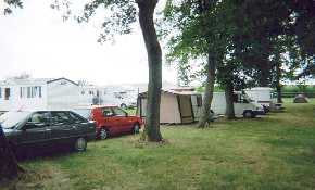 Typical touring area