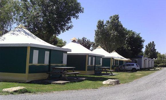 Hire tents
