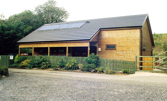 Facilities barn