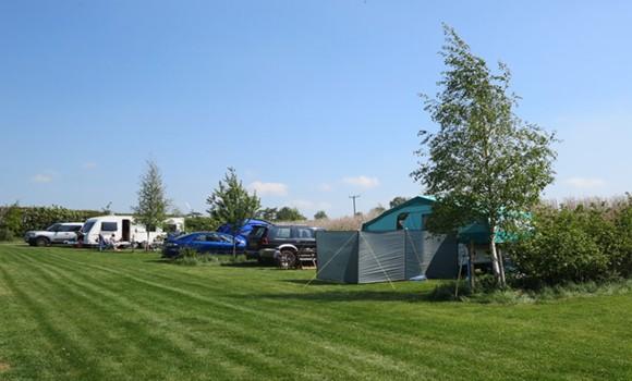 Caravan sites with water hookup