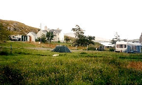 View of site