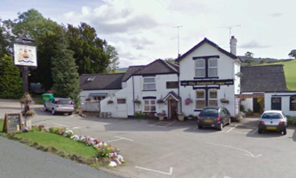 Local pub serving good food