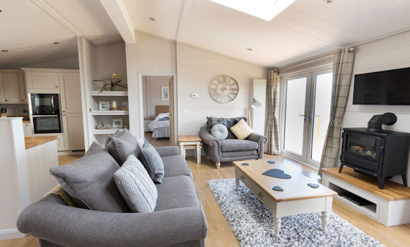 Clifftop site with stunning views